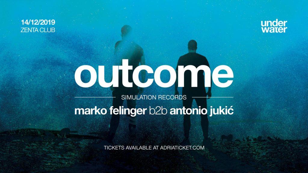 Outcome Underwater