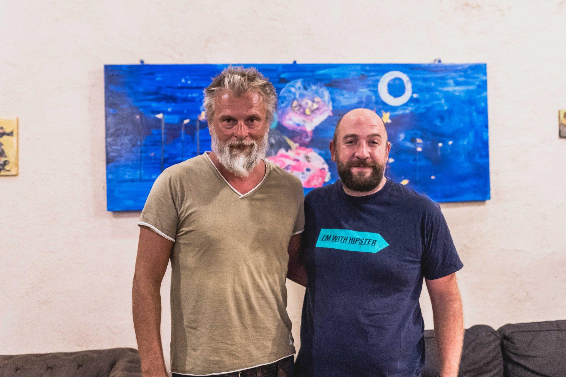Igor Simonović i Hrvoje Jelković